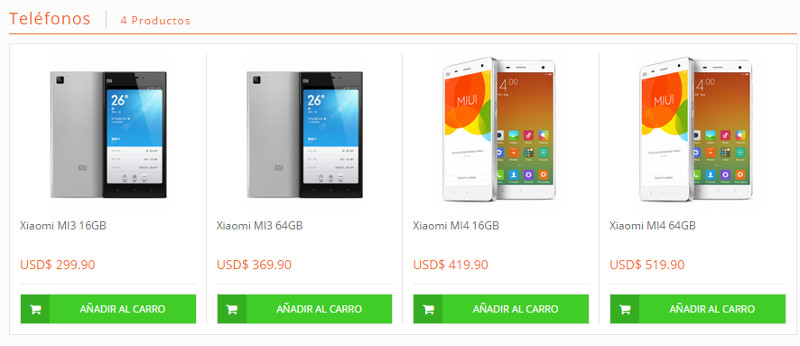 Ya es posible comprar un Xiaomi en México por Internet - comprar-xiaomi