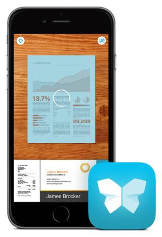 Scannable, la app para escanear documentos de Evernote - escanear-documentos-desde-el-celular-scannable