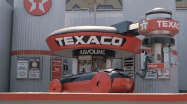 10 tecnologías de volver al futuro que llegarán este 2015 - estacion-gasolina