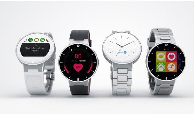 Lo mejor del CES 2015 - Día Uno [Resumen] - smartwatch-alcatel