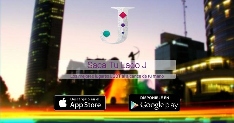 """""""Jota"""", app que promueve la aceptación LGBT en México - App-Jota-LGBT"""