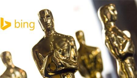 Bing predice 20 de los 24 ganadores a los premios Oscar 2015