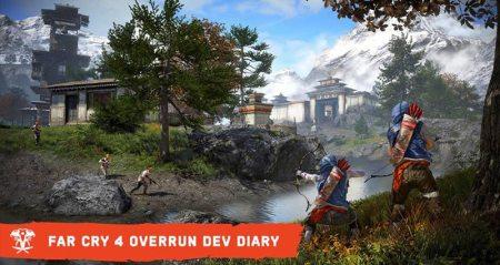 Ya puedes descargar el DLC Overrun de Far Cry 4