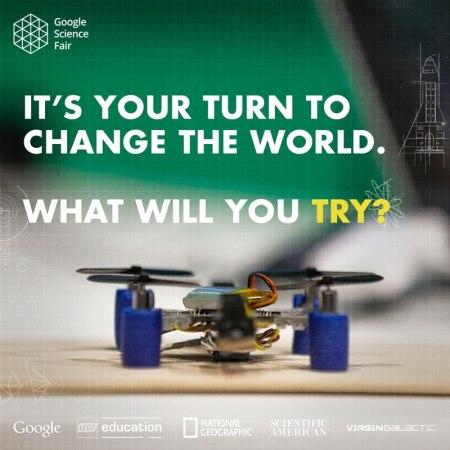 Inicia la Feria de Ciencias de Google 2015