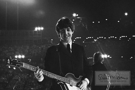 Venderán fotos inéditas de Los Beatles y Rolling Stones por eBay