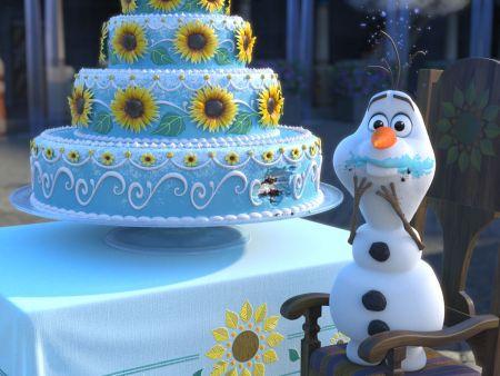 Frozen Fever: Primer vistazo al corto animado de Frozen