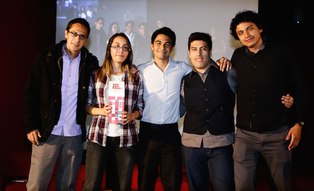 """""""Jota"""", app que promueve la aceptación LGBT en México - Ganadores-Jota-app-LGBT"""