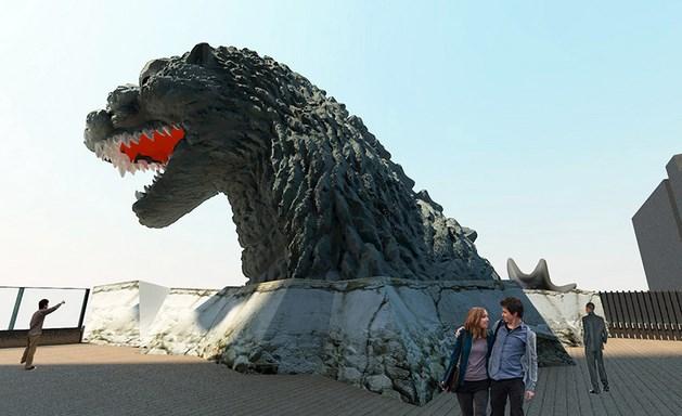 """Conoce el """"hotel Godzilla"""" que se encuentra en Japón - Godzilla"""