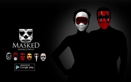 MASKED, la app para ocultar tu identidad en las fotos