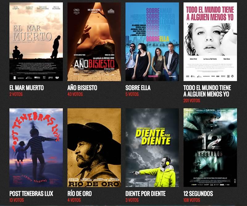 Anuncian el Premio Netflix para premiar al cine mexicano independiente - Peliculas-Premio-Netflix
