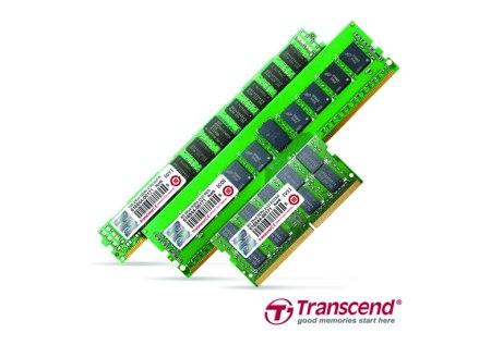 Transcend anuncia serie de módulos de Memoria DDR4