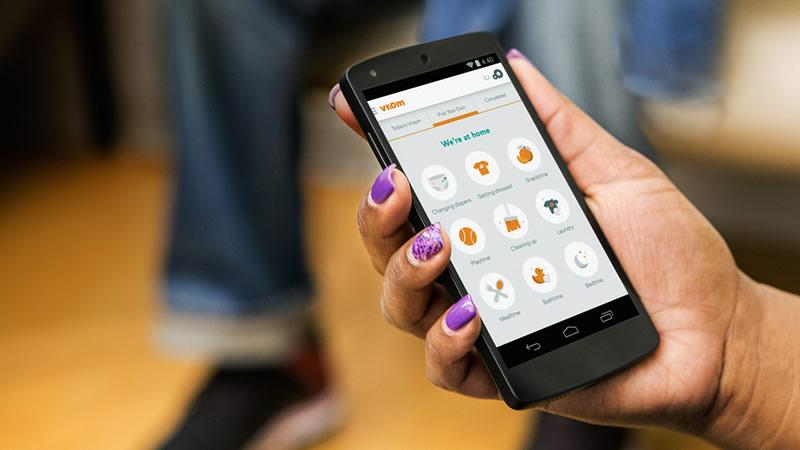 VRoom, la app que ayuda a los padres de niños de 0 a 5 años ahora disponible en México - Vroom-del-dia-app-para-padres