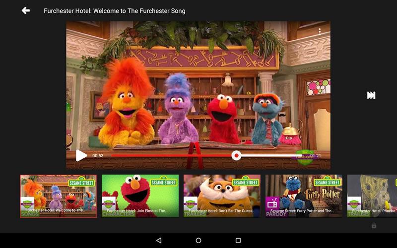 YouTube para niños fue lanzado oficialmente - YouTube-for-Kids