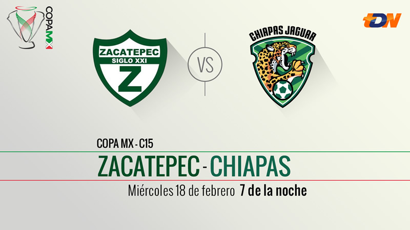 Zacatepec vs Jaguares en la Copa MX Clausura 2015 - Zacatepec-vs-Chiapas-en-vivo-Copa-MX-Clausura-2015