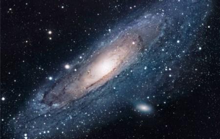 Materia oscura de nuestra galaxia podría ser un peligro