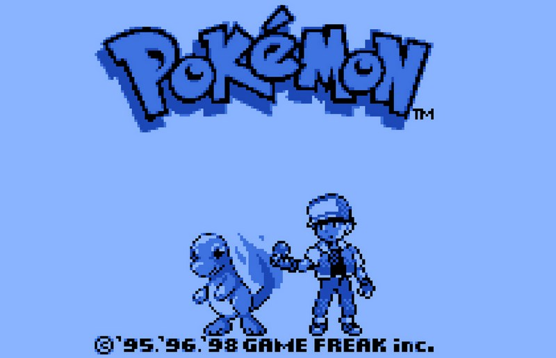 Nuevo récord al atrapar los 151 Pokémon de la blue y red de gameboy - pokemon-gameboy