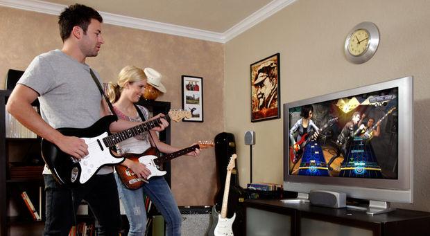Rock Band regresará para Xbox One y PlayStation 4 - rock-band