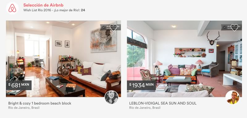 Airbnb será proveedor de alojamiento en Río 2016 - Airbnb-Juegos-Olimpicos-Rio-2016