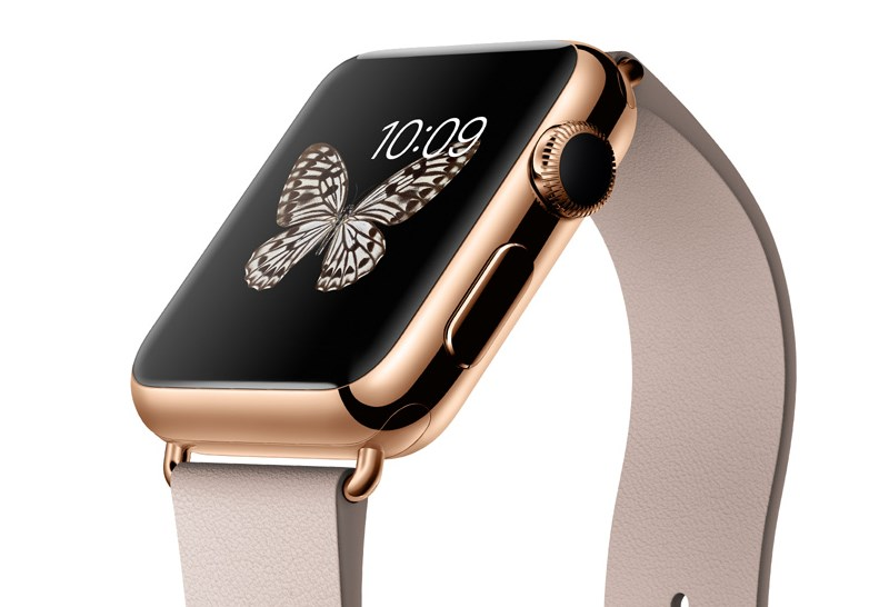 Clientes de un Apple Watch Edition tendrán sus privilegios - Apple-Watch-Edition