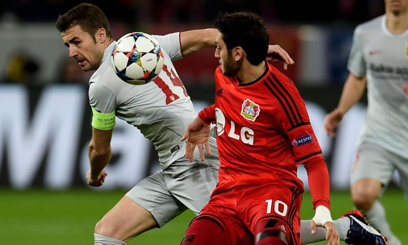 Atlético Madrid vs Bayer Leverkusen, Champions League 2015 - Atletico-Madrid-vs-Bayer-Leverkusen-Champions-League-2015