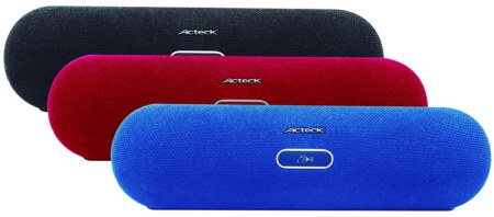 Acteck lanza la bocina inalámbrica PL-300 con conexión NFC y Bluetooth