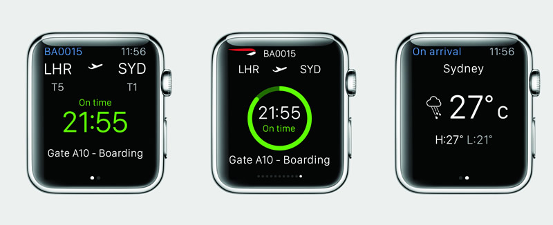 British Airways desarrolla app exclusiva para Apple Watch - British-Airways-Apple-Watch