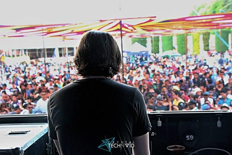 VISUA se consolida como uno de los mejores productores de música electrónica del género Progressive Psy Trance - Dj-Visua-Progressive-psy-trance-800x533