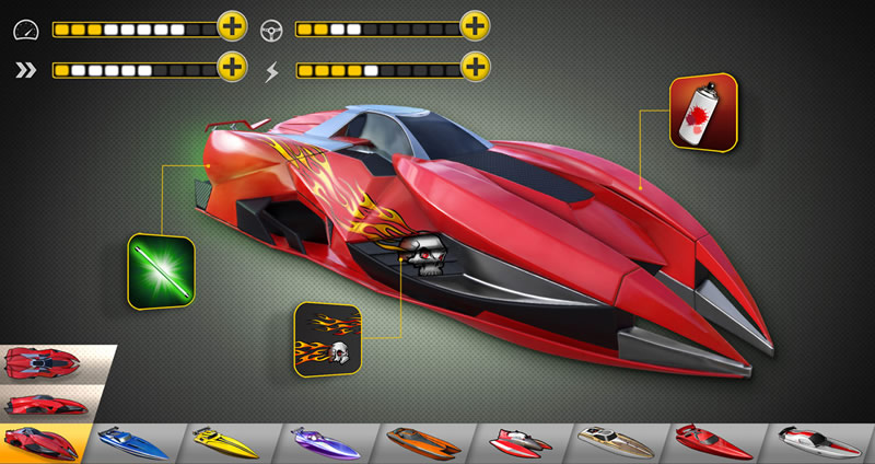 Driver Speedboat Paradise Racing para iOS y Android llega en Abril - Driver-Speedboat-Racing-para-iOS-Android