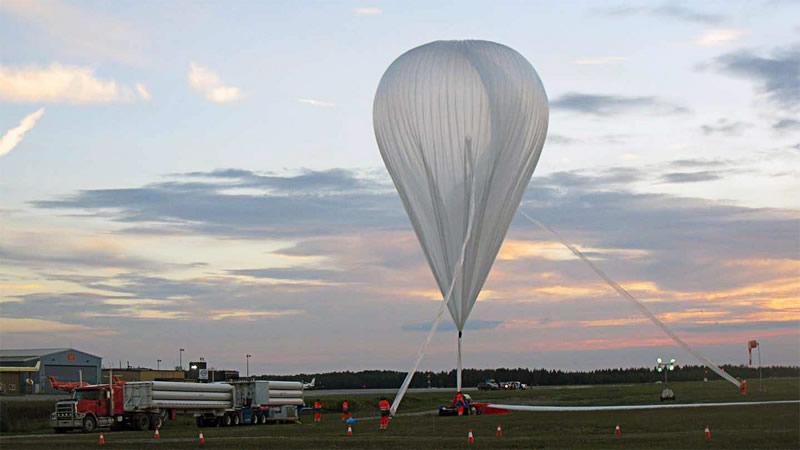 Científicos de la UNAM se suman a ambiciosos programas espaciales - EUSO-balloon-Espacio-NASA-UNAM