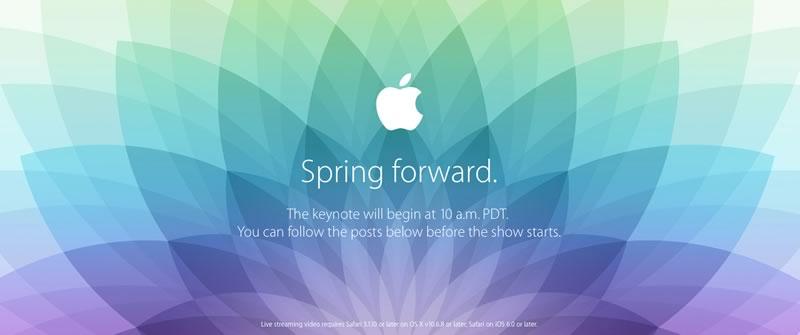 Sigue el evento de Apple en vivo por internet (Presentación del Apple Watch) - Evento-Apple-Watch-en-vivo