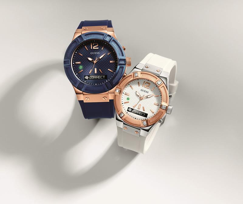GUESS lanza su smartwatch Guess Connect en el #MWC 2015 - Guess-Connect-Smartwatch