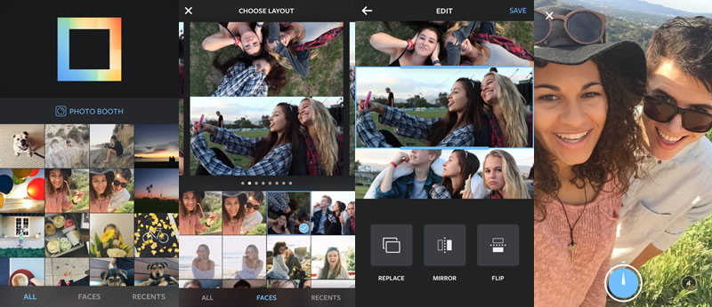 Layout, la nueva app de Instagram para crear collages de fotos - Hacer-collages-de-fotos-app-Layout