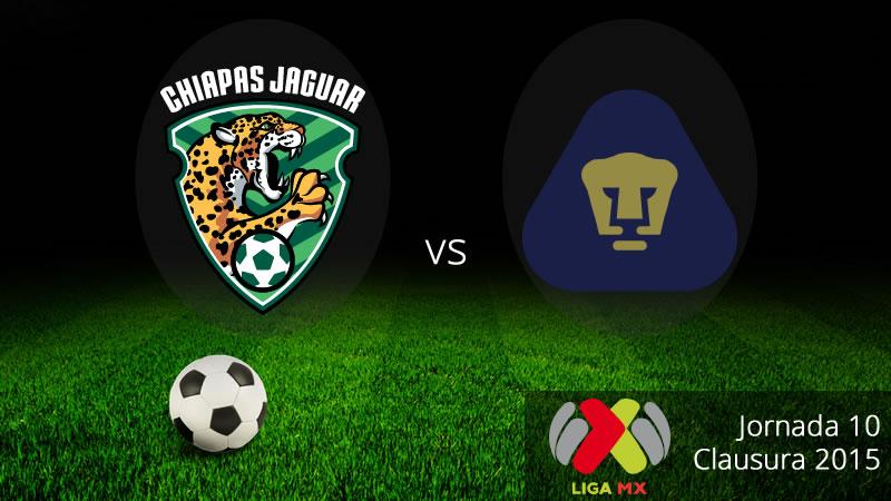 Jaguares vs Pumas, Fecha 10 del Clausura 2015 - Jaguares-vs-Pumas-Clausura-2015