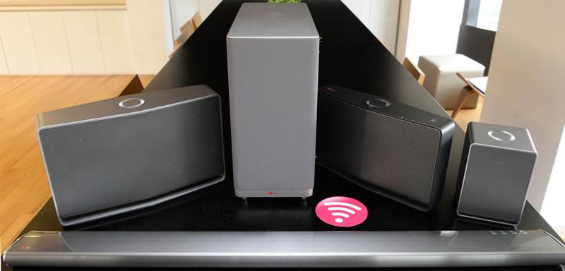 LG Music Flow el nuevo concepto de LG en audio y video - LG-Music-Flow