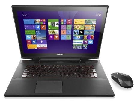 Lenovo Y70 Touch, la laptop de ensueño para gamers