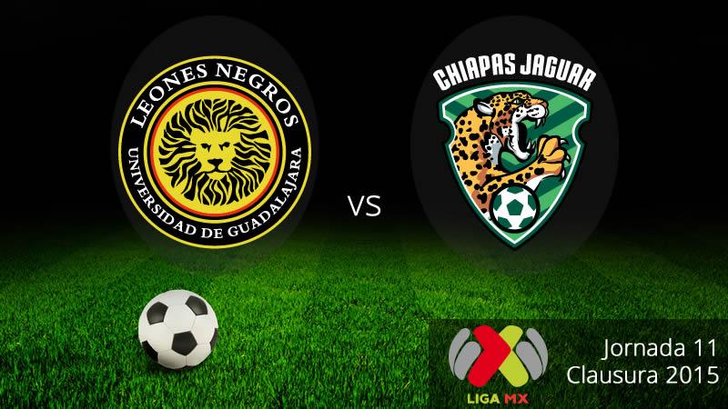 Leones Negros UDG vs Jaguares, Clausura 2015 - Leones-Negros-UDG-vs-Jaguares-Clausura-2015