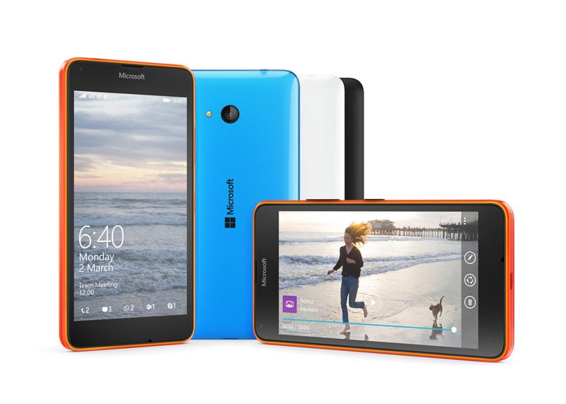 Microsoft Lumia 640 y Lumia 640 XL son presentados [MWC 2015] - Lumia-640-MWC