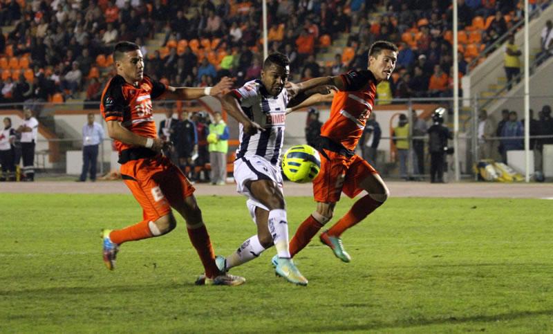 Monterrey vs Correcaminos, Cuartos de Final Copa MX Clausura 2015 - Monterrey-vs-Correcaminos-UAT-Copa-MX-Clausura-2015