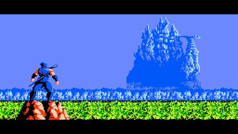Top 10 de los mejores juegos de NES - NinjaGaidenNES-800x450