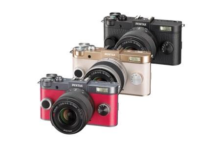Ricoh presenta sus nuevas cámaras Pentax en México