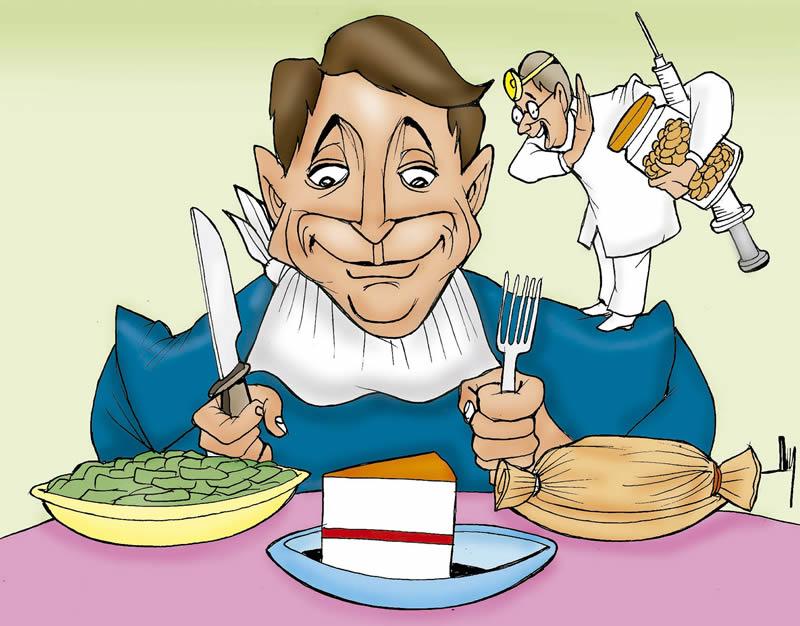 Pasteles y tamales para diabéticos, sí pero bajo ciertas reglas - Pasteles-y-tamales-para-diabeticos