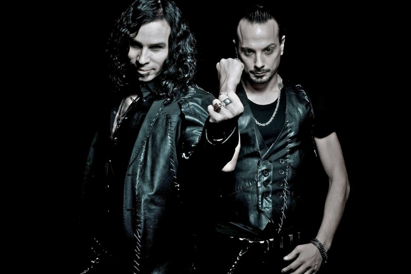 Skazi, el dúo israelí de música electrónica estará en México - Skazi3-800x533