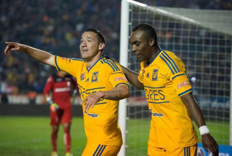 Tigres vs San José en Copa Libertadores 2015 este martes - Tigres-vs-San-Jose-Libertadores-2015