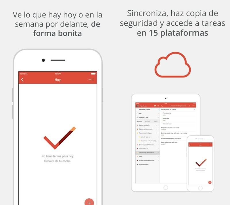 Todoist, la app para administrar tareas, lanza su versión 10 - Todoist-app-para-lista-de-tareas-800x712