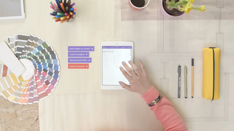 Todoist, la app para administrar tareas, lanza su versión 10 - Todoist-para-iOS-app-administrar-tareas-800x450