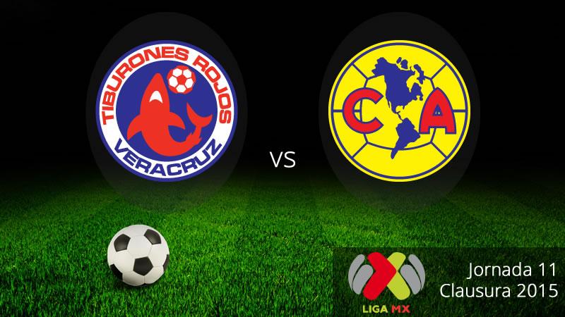 Veracruz vs América en el Clausura 2015 | Liga MX - Veracruz-vs-America-Clausura-2015
