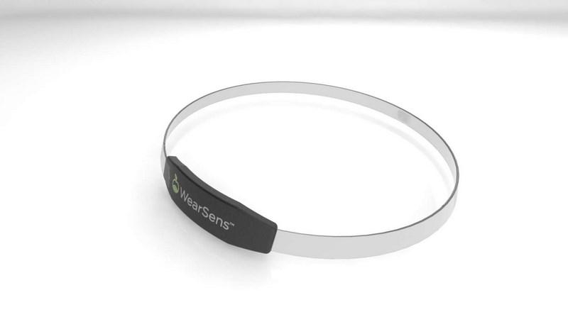 WearSens, el collar inteligente que se ajusta a tu cuello para que dejes de comer - WearSens