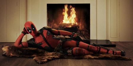 Así se verá Ryan Reynolds con el traje de Deadpool