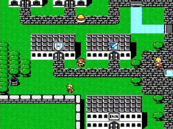 Top 10 de los mejores juegos de NES - ff1