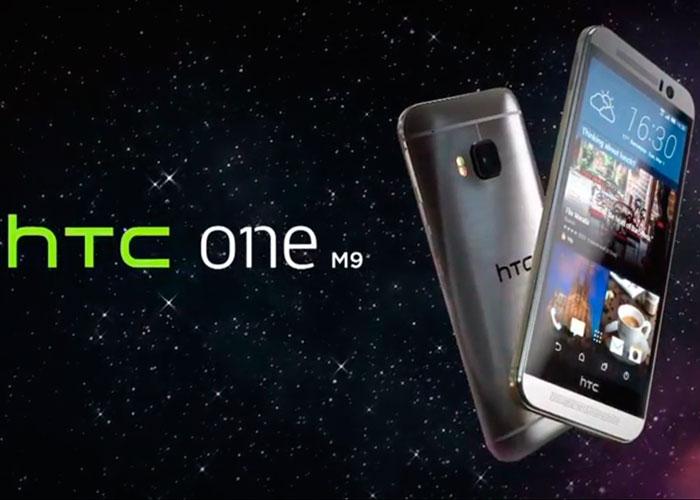 Este es el nuevo HTC One M9 - htc-one-m9
